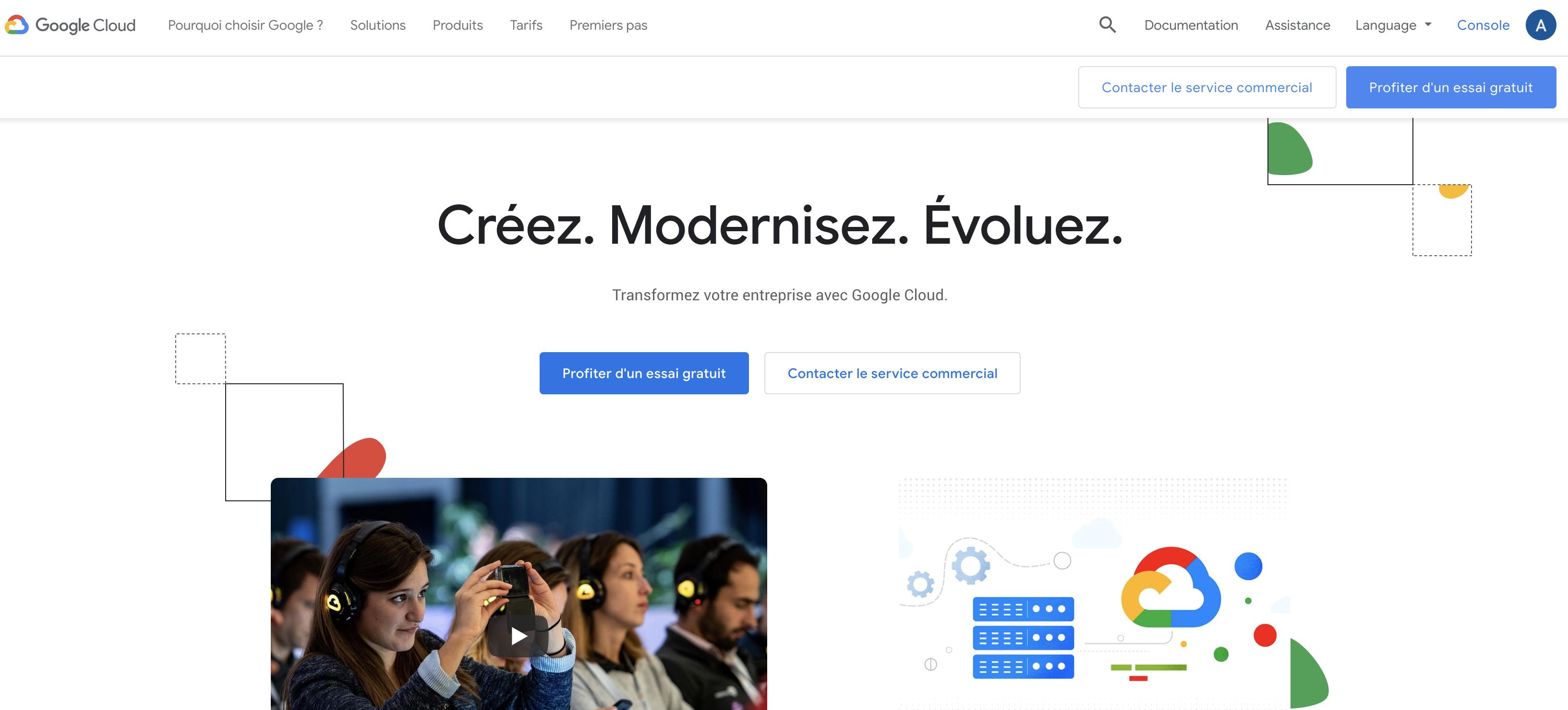 CTA-Google-UX